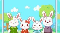 兔小贝安全教育动画第一季 001 安全乘坐扶手电梯