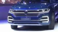 买丰田汉兰达的后悔了, 大众又出7座豪华SUV大众tprimegte, 30万保时捷平台打造不输途昂!