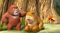 熊出没之熊熊乐园 熊出没雪岭熊风夺宝熊兵熊大熊二解锁涂涂筱白解说