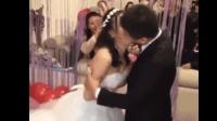 搞笑版, 女朋友结婚了, 我只能眼睁睁的看着!