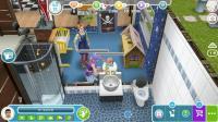 模拟人生畅玩版NO.16期购买宝宝餐椅 玩乐器木琴 笑笑小悠亲子益智过家家游戏