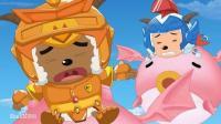 014亲子游戏 喜洋洋与灰太狼玩具游戏 米老鼠PK喜洋洋花园宝宝