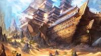 死海魔咒, 800年的古国一夜之间消亡, 曾是中国最美的明珠