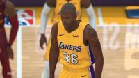 【布鲁】NBA2K18生涯模式:湖人vs骑士!慢热的奥尼尔挣扎的詹姆斯(35)