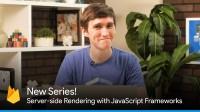 Introducing Server-side Rendering with JavaScript Frameworks