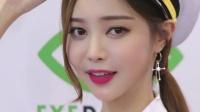 171116 2017 G-Star 韩国美女车模 模特 정은혜(郑恩惠)3