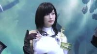 171116 2017 G-Star 韩国美女车模 模特 정유정(郑有情) 螺旋猫(Spiral Cats)