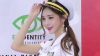 171116 2017 G-Star 韩国美女车模 模特 정은혜(郑恩惠)
