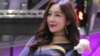 171116 2017 G-Star 韩国美女车模 模特 한지오(韩智吾(韩智梧)2