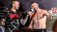 UFC上海赛 迈克尔-比斯平:这是一场与我自己的较量!