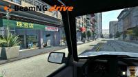 【LRTINTER】BeamNG.drive #001 美国西海岸 中国城