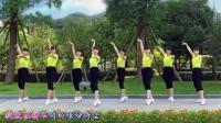 惠香广场舞《抹去泪水》星语心愿零基础学广场舞教学 教水兵舞 拉丁舞教学 正背面分