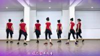 襄州广场舞《天高高》 零基础学广场舞教学 教水兵舞 拉丁舞教学 正背面分解 吉特
