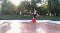 湖头心若广场舞《成全我吧》中老年广场舞 广场舞十六步 吉特巴教学 零基础简单广场