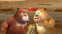 熊出没之熊熊乐园 熊出没雪岭熊风夺宝熊兵熊大大战章鱼筱白解说