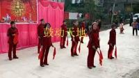 广场舞《鼓动天地》真静乡中老年舞蹈队演出比乐人生制作