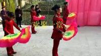 广场舞《欢聚一堂》真静乡中老年舞蹈队演出比乐人生制作