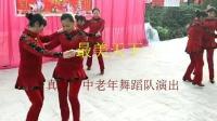 广场舞《最美天下》真静乡中老年舞蹈队演出比乐人生制作