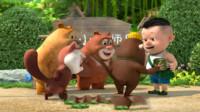 熊出没之熊熊乐园 熊出没雪岭熊风夺宝熊兵熊二解锁小狸筱白解说