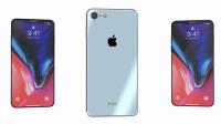 网上疯传的iPhone SE全面屏手机竟然长这样