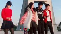 临沂书法广场最新广场舞步 背景音乐很好听