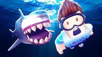 【矿蛙】Roblox! 鲨鱼建房子! 矿蛙发现可以玩一辈子的游戏!
