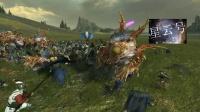 (星云)战锤2全面战争-凡人帝国传奇难度战役18鲍里斯!