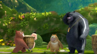 熊出没之熊熊乐园 熊出没探险日记熊二小狸筱白解说