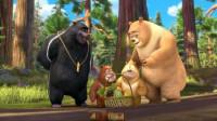 熊出没之熊熊乐园 熊出没探险日记熊大救蛋蛋筱白解说