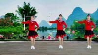 红领巾蝶舞芳香广场舞《远走高飞》