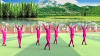 建群村广场舞鬼步舞《火焰情歌》团队版编舞 幸运儿2017年最新广场舞带歌词