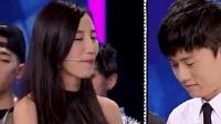 张杰和瑶瑶深情对视, 谢娜吃醋, 让导演组放的歌曲毫无违和感