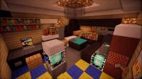 《我的世界》装修之家内饰制作第一期: 卧室