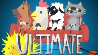 坑爹哥解说 Ultimate Chicken Horse 超级鸡马 四人组欢乐再聚P1