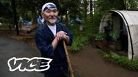 密着24时! : 爱自由的东京流浪汉 | VICE 肖像