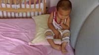8岁男孩每周都尿床, 医生检查后居然和妈妈生了二胎有关!
