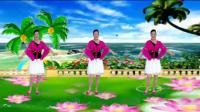 红领巾蝶舞芳香广场舞《烟花三月下扬州》简单16步编舞: 江南雨