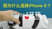 iPhone 8开箱: 一个实用主义者的建议!