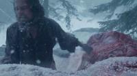 《荒野獵人》 小李子剖開馬肚 赤膊鑽進馬腹取暖