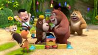 熊出没之熊熊乐园 熊出没探险日记熊大拯救蛋蛋2筱白解说