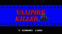 [二佬解说]MSX恶魔城 实战一命通关