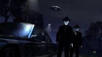 只要有UFO事件发生的地方都会有黑衣人出现, 他们到底是什么组织