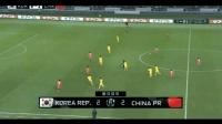 东亚杯-国足VS韩国全程集锦, 韦世豪于大宝联袂建功