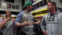 Mike O'Hearn - 凌晨4点Gold's Gym肩部增肌训练