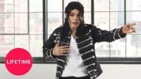 迈克尔·杰克逊: 寻访梦幻岛纪录片《Billie Jean》舞蹈教学
