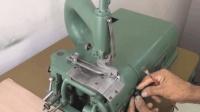 【转载】德国Fortuna削皮机(801圆刀机)调节和使用-PART II