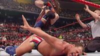 RAW442: 红魔凯恩将出逃的科特-安格拉回擂台 挑衅释放安格锁腿