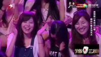 2017最火的脱口秀演员周云鹏, 那独特的脱口秀表演, 美女观众笑就没停过