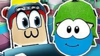 魔哒roblox虚拟世界 乐高方块玩具反斗城乐园玩跑跑卡丁车