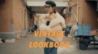 秋冬复古穿搭| 贝雷帽 | 邮差帽 | 毛毛外套 | FULL VINTAGE LOOKBOOK | ANNBITION